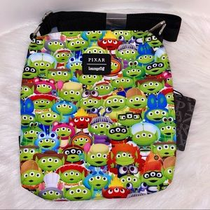 Loungefly Pixar Toy Story Alien Outfits Bag